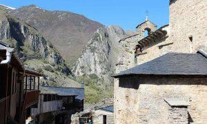 Peñalba de Santiago en el Valle del Silencio